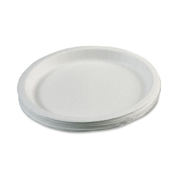 SKILCRAFT Disposable Paper Plate