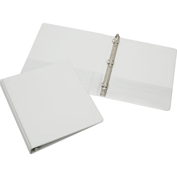 SKILCRAFT Rigid Loose-leaf 3-Ring Binder