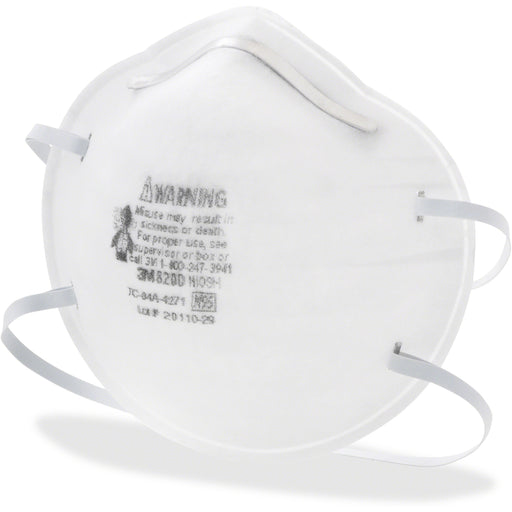 3M N95 Particulate Respirator 8200 Mask