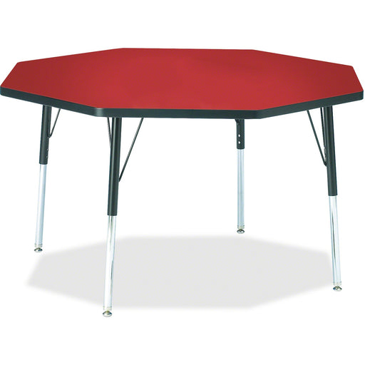 Berries Adult Height Color Top Octagon Table