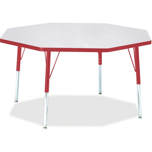 Berries Adult Height Color Edge Octagon Table