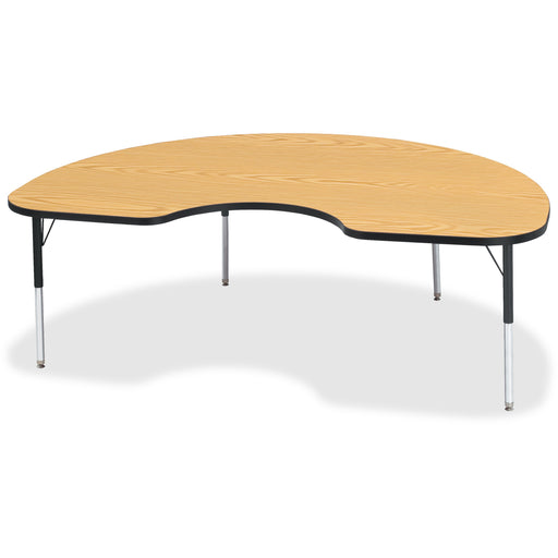 Berries Elementary Height Color Top Kidney Table