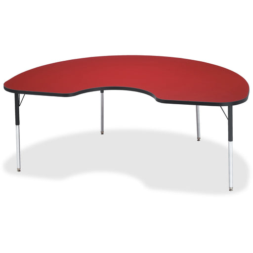 Berries Adult Color Top Kidney Table