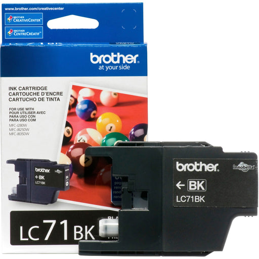 Brother Innobella LC71BK Ink Cartridge