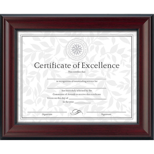DAX Rosewood Document Frame