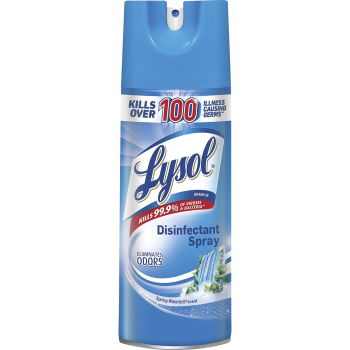 Lysol Spring Disinfectant Spray