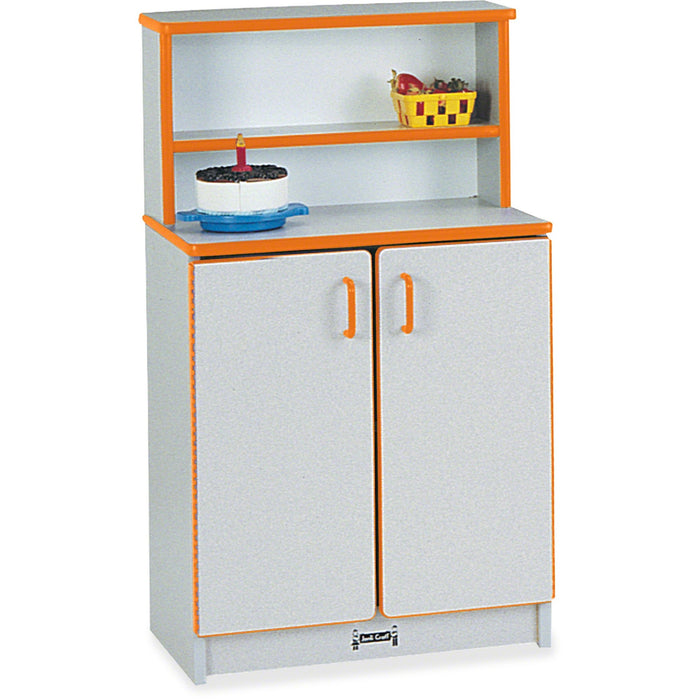 Rainbow Accents - Play Kitchen Cupboard