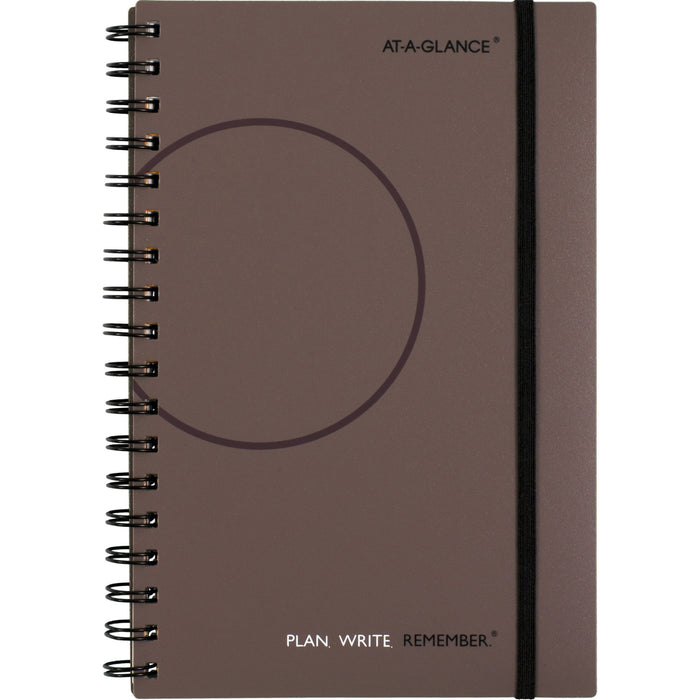 At-A-Glance Planning Notebook Lined with Monthly Calendars