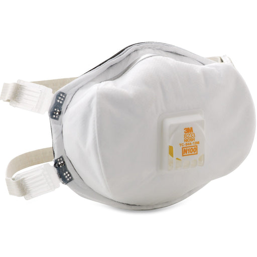 3M Disposable N100 Particulate Respirator