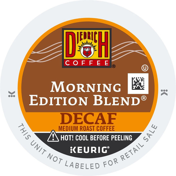 Diedrich Coffee Decaffeinated Morning Edition Blend