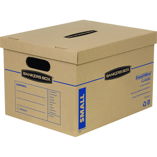 Bankers Box SmoothMove™ Classic Moving Boxes, Small