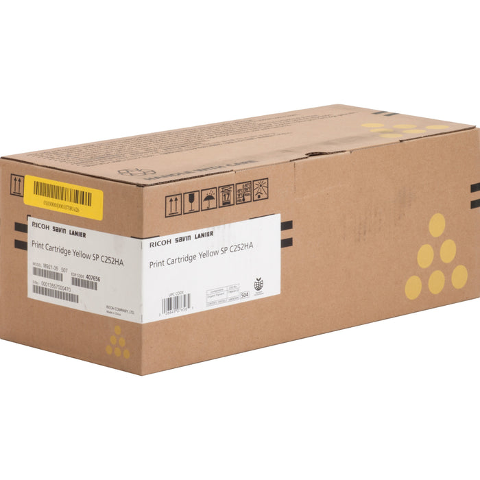 Ricoh SP C252HA Original Toner Cartridge