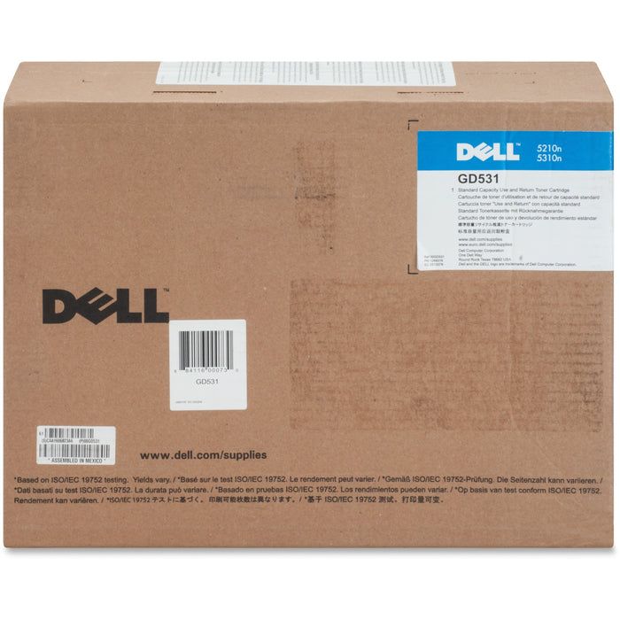 Dell GD531 Original Toner Cartridge