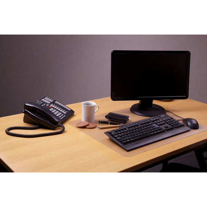 Desktex Anti-slip Polycarbonate Desk Pad