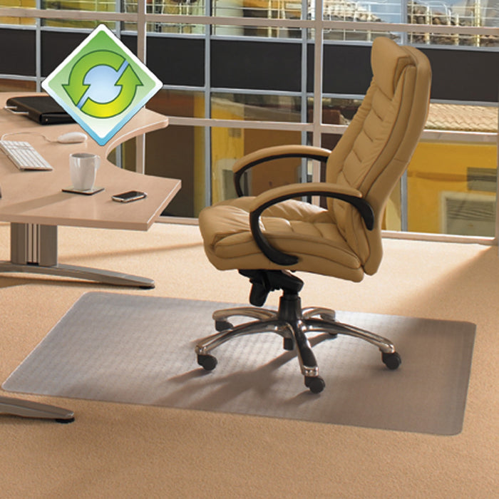Ecotex Evolutionmat Standard Pile Chair Mat