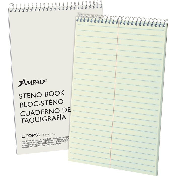 Ampad Kraft Cover Steno Book