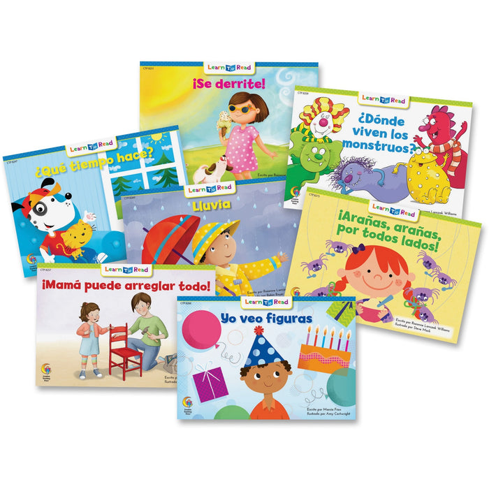 Creative Teaching Press Learn Read Spanish Books Printed/Electronic Book