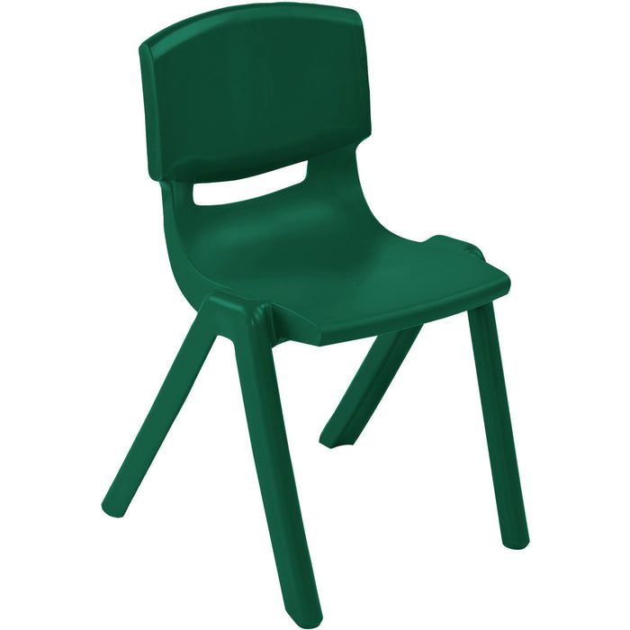 "ECR4KIDS 10"" Resin School Stack Chair"