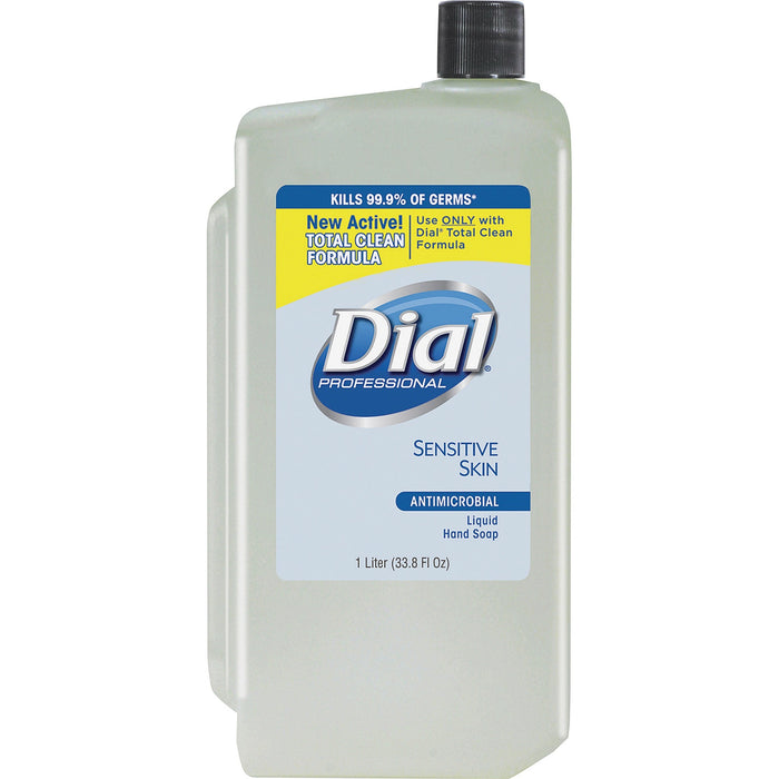 Dial Professional Sensitive Skin Antimicrobial Hand Soap