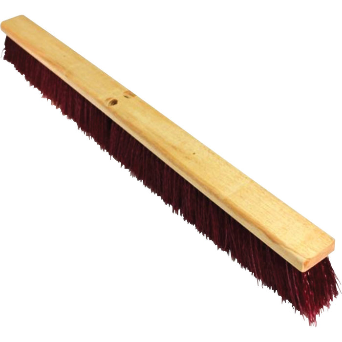 Genuine Joe Maroon Broomhead