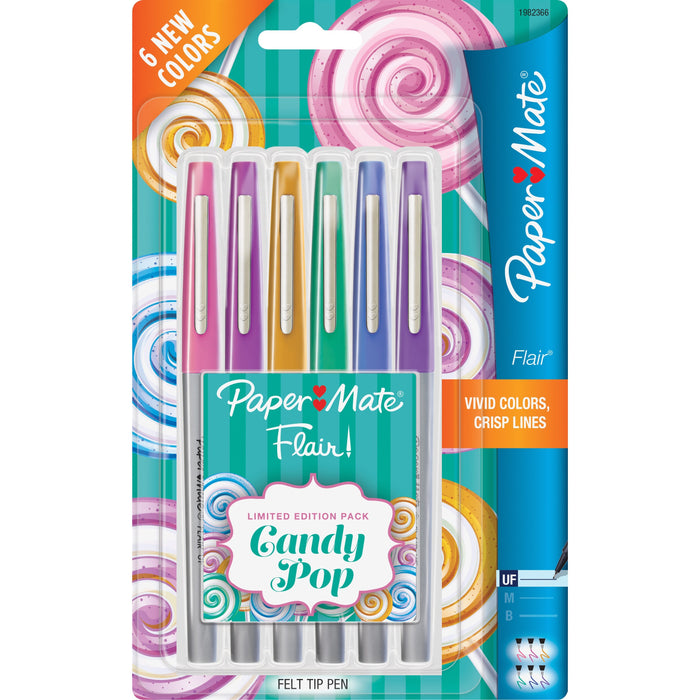Paper Mate Flair Candy Pop Limited Edition Felt Tip Pen