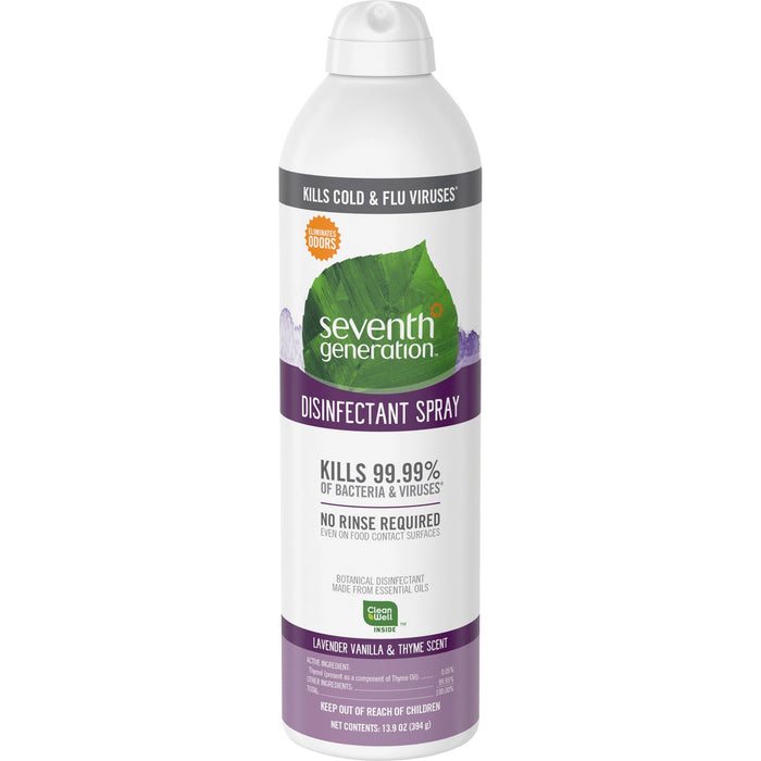 Seventh Generation Disinfectant Cleaner
