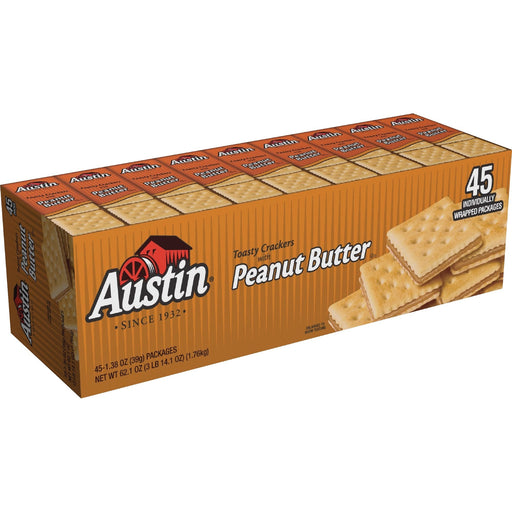 Austin Peanut Butter Snack Crackers