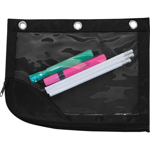 Advantus Curved Zipper Binder Pouch