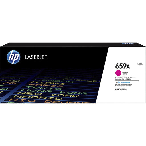 HP 659A (W2013A) Toner Cartridge - Magenta