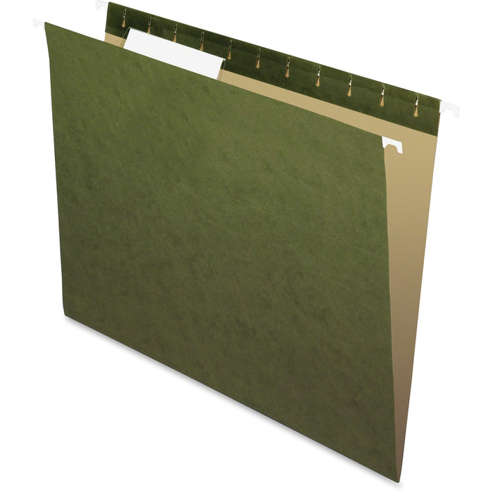 Pendaflex Essentials Std Green Hanging Folders