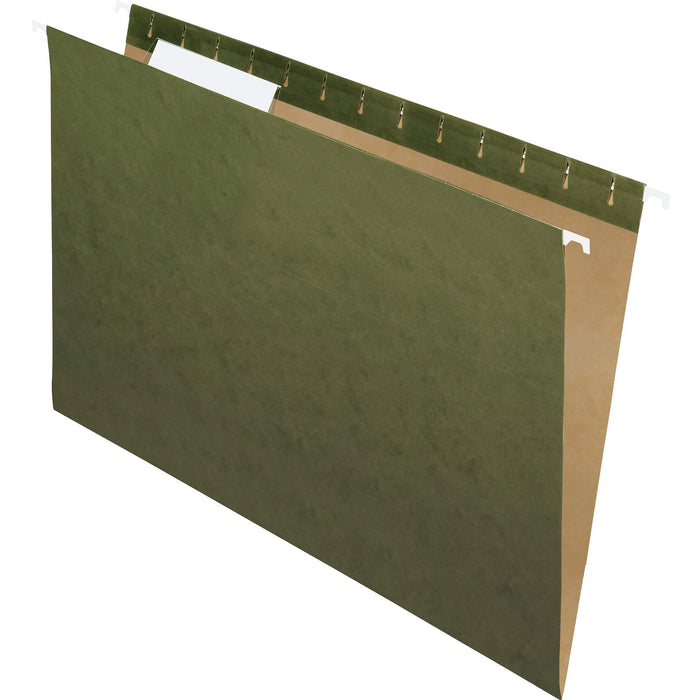 Pendaflex Recycled Legal Size 1/3-cut Hanging Folders