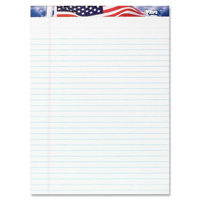 TOPS American Pride Writing Tablets