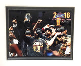 Cleveland Cavaliers 2016 NBA Champions Plaque