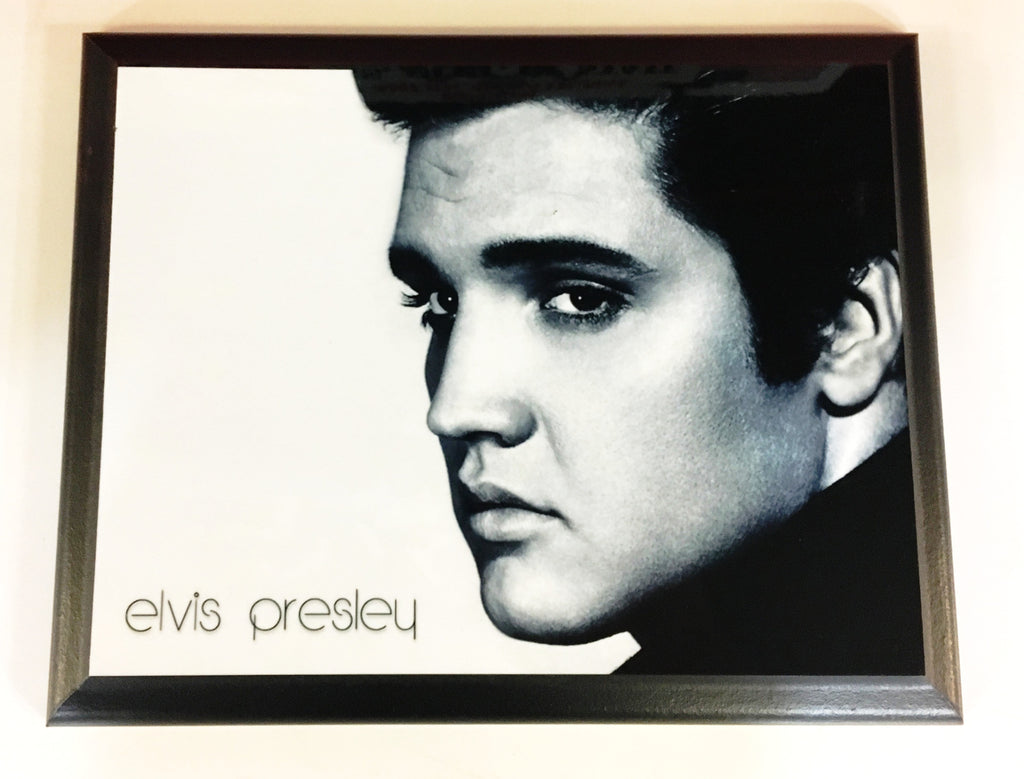 Elvis Presley Plaque
