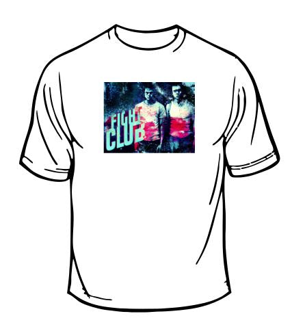 Fight Club Graphic T-Shirt