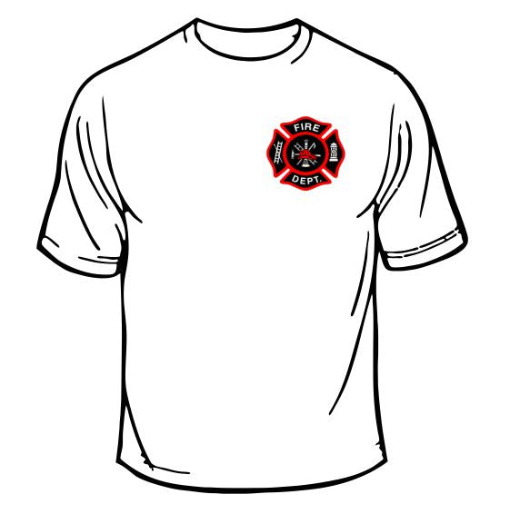 Fire Department Firefighter T-Shirt