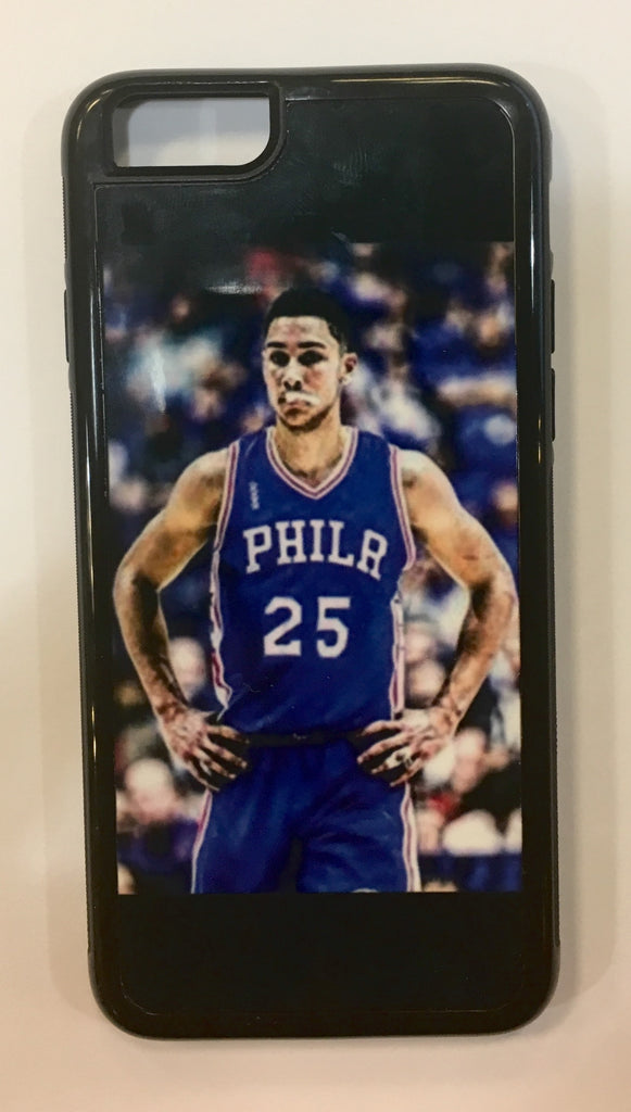 Ben Simmons Philadelphia 76ers phone case (Available in all iPhone and Galaxy models)