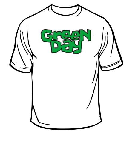 Green Day Kerplunk T-shirt