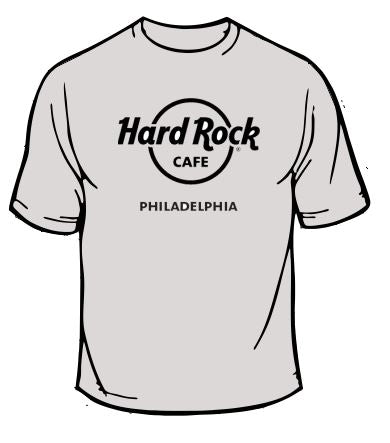 Hard Rock Cafe Philadelphia T-Shirt