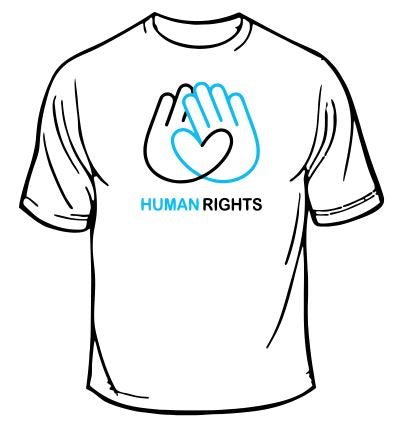 Human Rights Equality T-Shirt