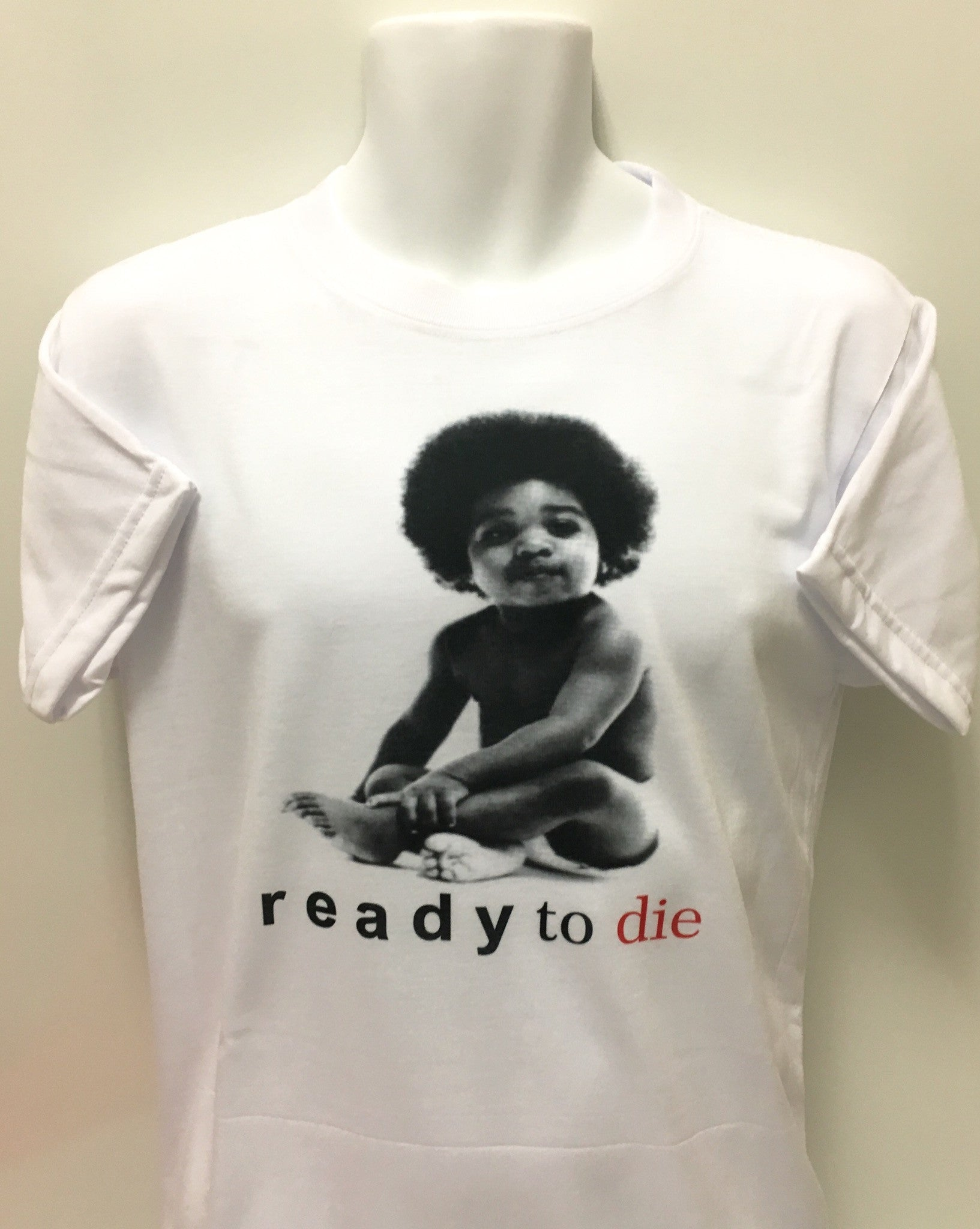 Notorious BIG Ready To Die T-Shirt