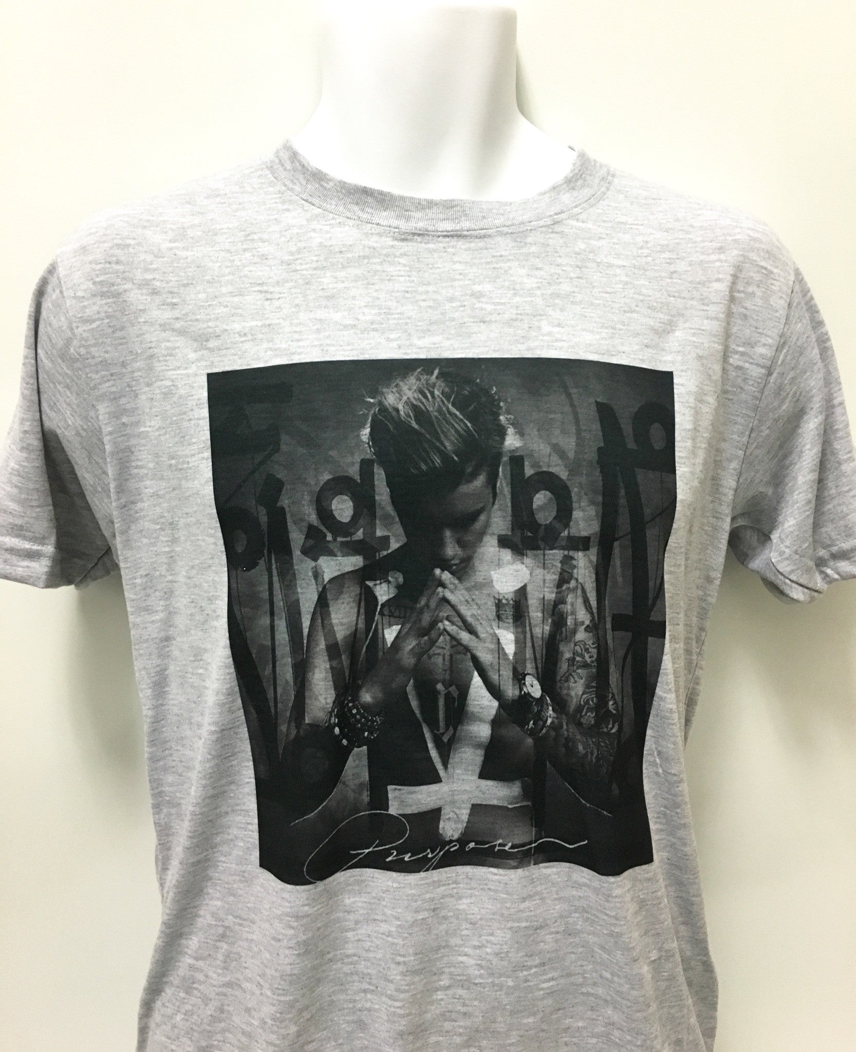 Justin Bieber Purpose Album T-Shirt
