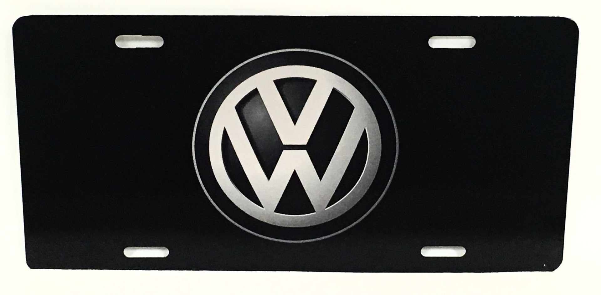 Volkswagon License Plate