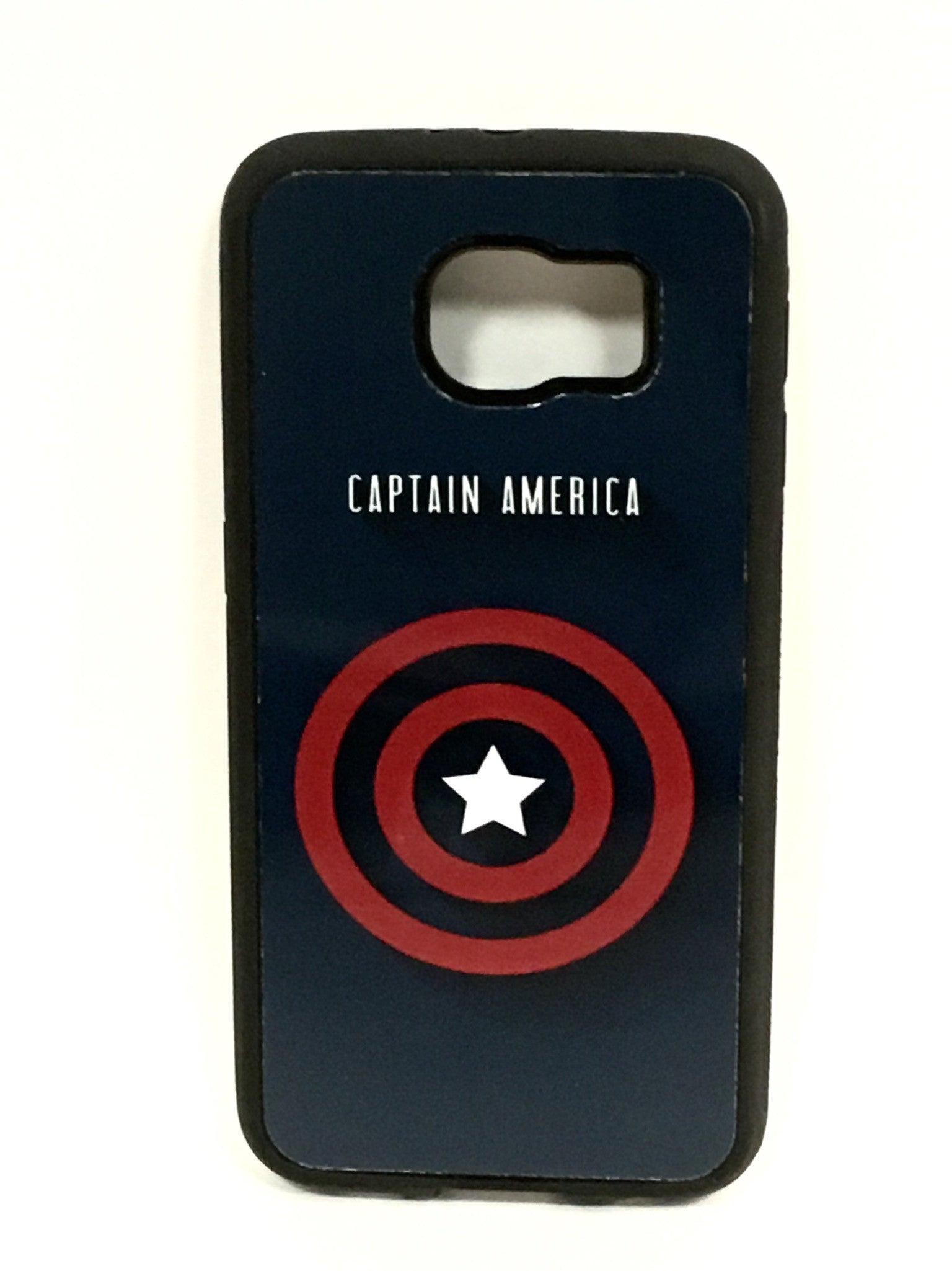 Captain America phone case (Available in all iPhone and Galaxy models)