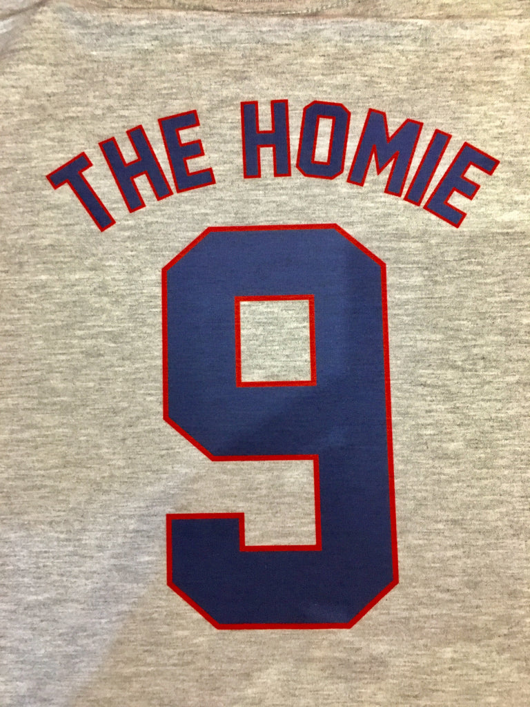 "Dario Saric ""The Homie"" Philadelphia 76ers T-Shirt (front and back)"