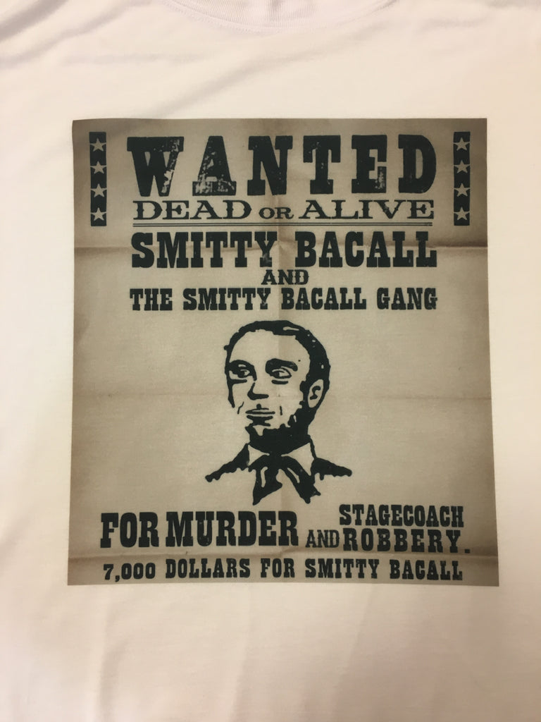 Django Unchained Smitty Bacall T-Shirt