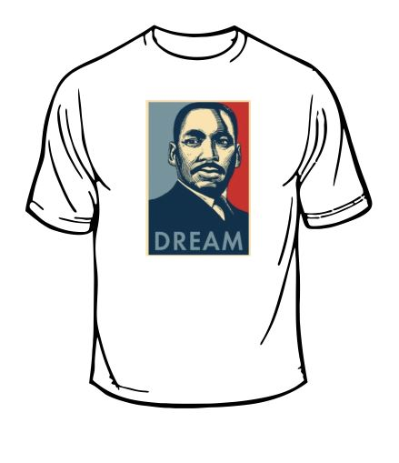 MLK Jr. Dream T-Shirt