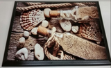 Seashells/Beach Plaque