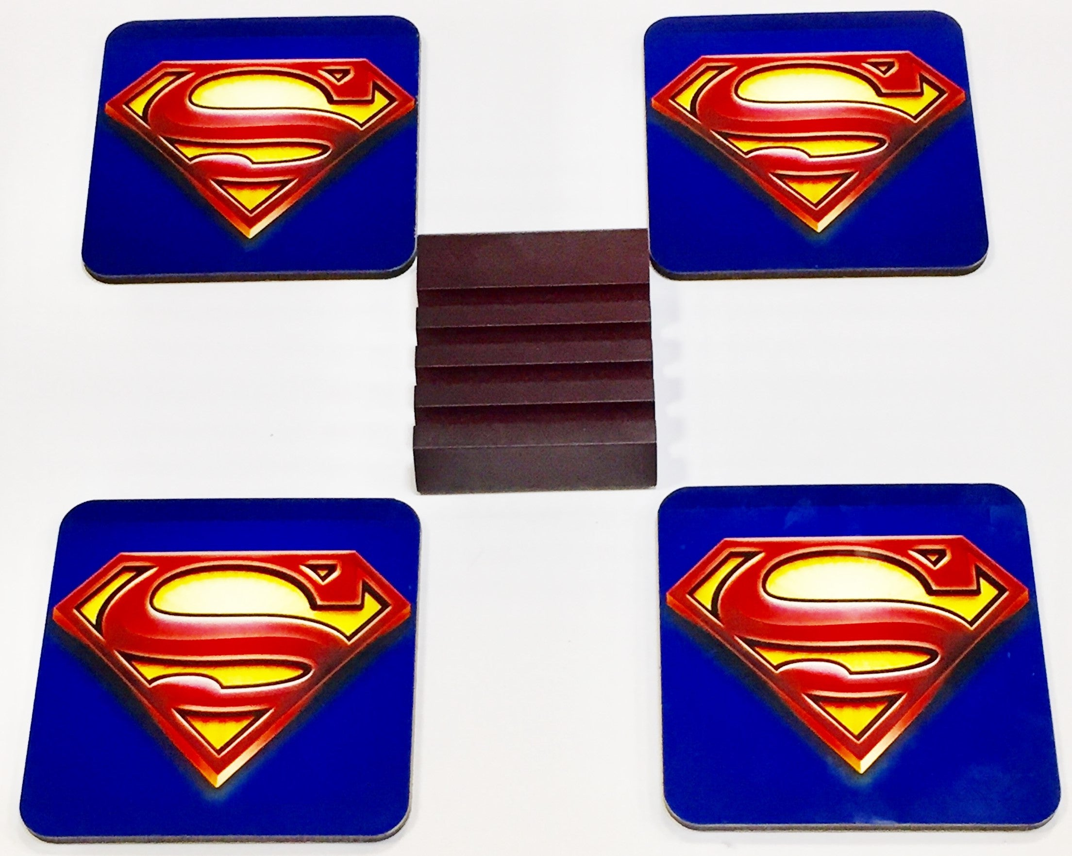 Superman Coaster Set