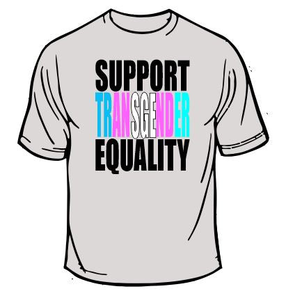 Support Transgender Equality T-Shirt